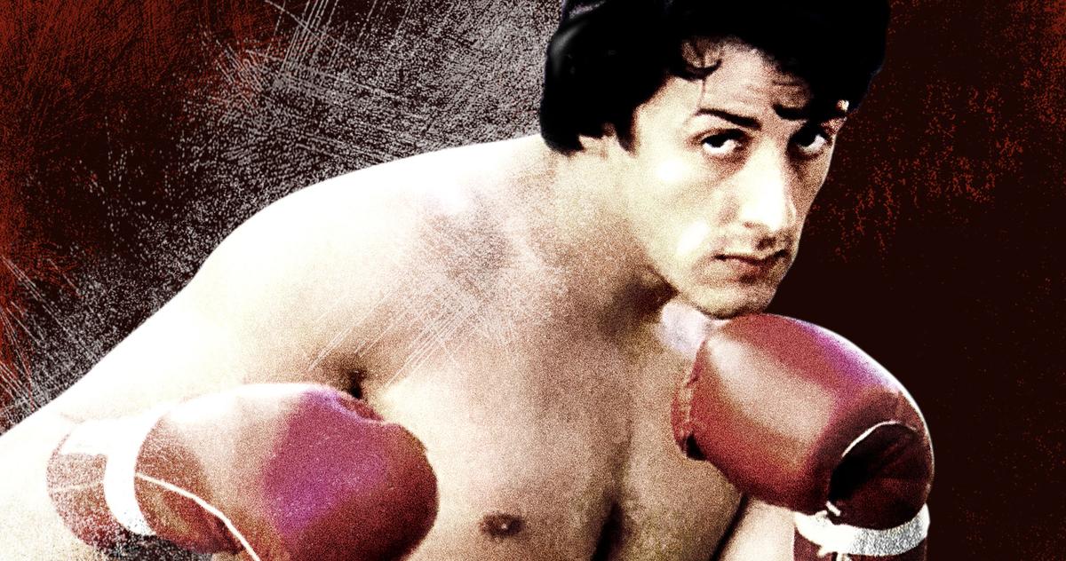 Rocky IV (Doblada) - Sylvester Stallone