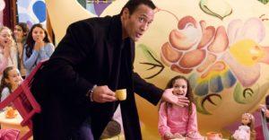 Entrenando a Papá (Doblada) – Andy Fickman